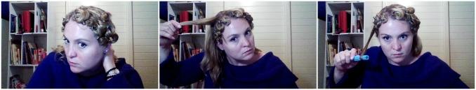 pin curls 3