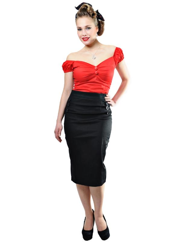 Hilda Skirt Black new